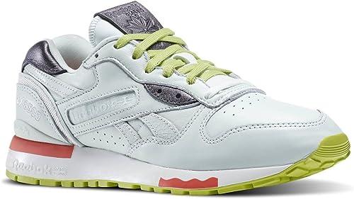 Reebok - zapatos de cordones de Material Sintético para mujer blanco blanco 41