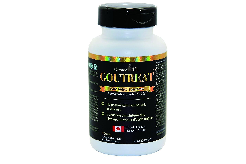 活気づけるチューインガム起こる海外直送品:痛風?高尿酸血症に効く保健食品/カナダ産/天然植物抽出