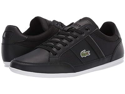 Lacoste Chaymon 219 1 CMA (Black/Dark Grey) Men
