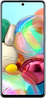هاتف سامسونج جالكسي ايه 71 بشريحتي اتصال بسعة 128 جيجا وذاكرة رام 8 جيجا، 4 جي ال اي تي 6.7 Inch SM-A715FZBGKSA
