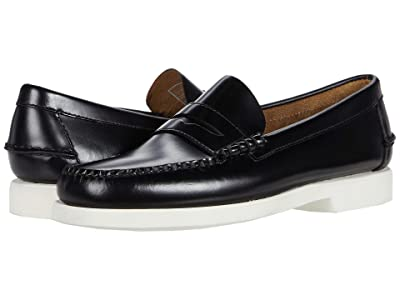 Sebago Dan Polaris RGB (Black/White) Men