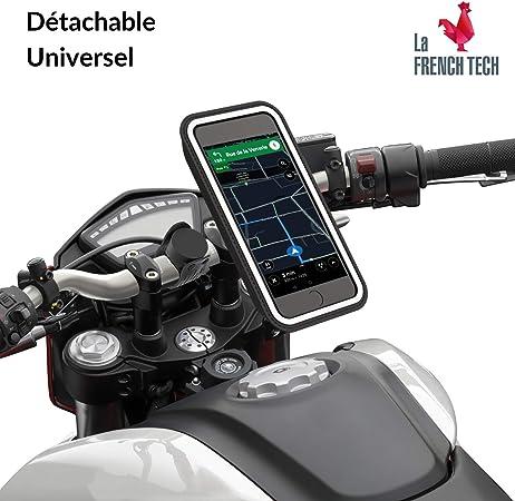 Shapeheart Magnetische Hülle Für Fahrradhalterung Für Handys Xl Bis 16 8cm