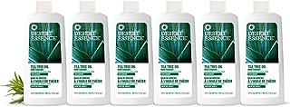 Desert Essence Tea Tree Oil Mouthwash - 16 Fl Ounce - Pack of 6 - Natural Refreshing - Spearmint Flavor - Helps Reduce Pla...