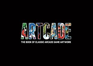 Artcade: The Book of Classic Arcade Game Artwork