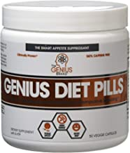 The Genius Brand Genius Diet Pills 50-Count Estimated Price : £ 31,49