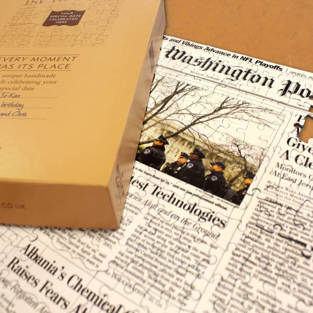 Washington Post Historical Portland Mall Front Puzzle In a popularity Jigsaw Page