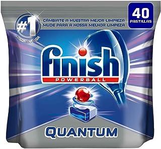 comprar comparacion Finish Powerball Quantum, pastillas para el lavavajillas - 40 unidades