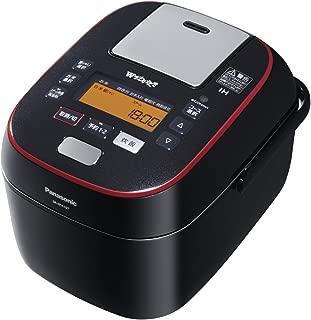 パナソニック 炊飯器 5.5合 圧力IH式 Wおどり炊き ブラック SR-SPA107-K