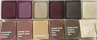 Clinique Limited Edition All About Shadow Palette ~ 6 Shadows with Make up Bag
