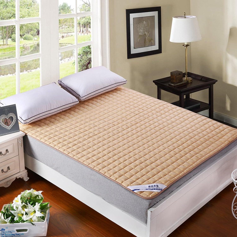 Anti-Slip mattresses Double Mattress Predective Cover Bedding Tatami Mattress mat-B 180x200cm(71x79inch)