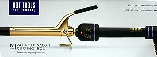 Hot Tools 24K Gold Curl Iron, 19mm, 19 Milliliter