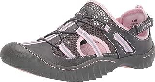 JSport by Jambu Womens Bleeker Grey Size: 7.5