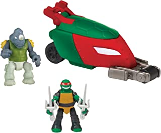 Teenage Mutant Ninja Turtles Micro Mutant Stealth Cycle with 1.15