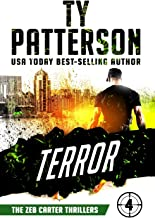 Terror: A Covert-Ops Suspense Action Novel (Zeb Carter Thrillers)