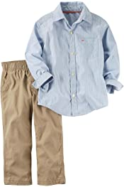 Carters Boys 2 Pc Playwear Sets 249g252