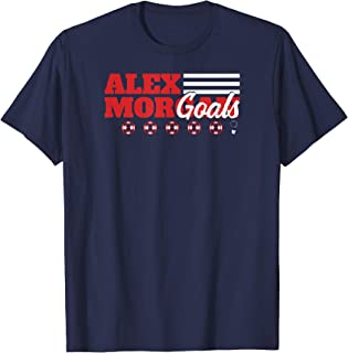 Officially Licensed Alex Morgan - Alex Mor-Goals T-Shirt