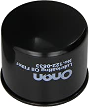 Cummins Onan 122-0833 Oil Filter (Quantity 4)