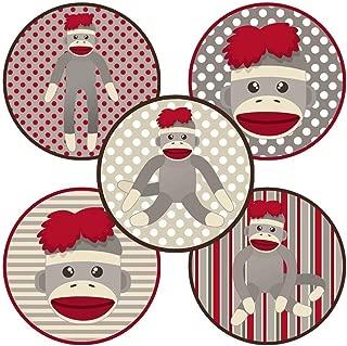 Best sticker monkey labels Reviews