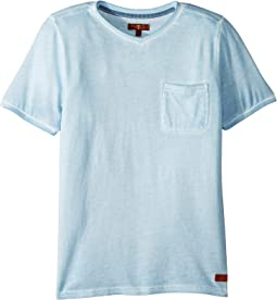 V-Neck Tee (Big Kids)