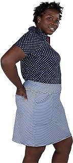 Jofit Apparel Women's Athletic Clothing Mina Skort Long for Golf & Tennis