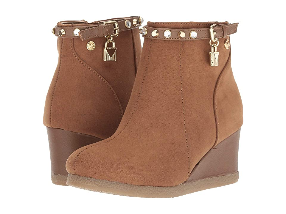 MICHAEL Michael Kors Kids Cara Mercer (Little Kid/Big Kid) (Caramel) Girls Shoes