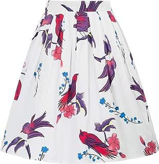 Best galaxy pattern skirt Reviews
