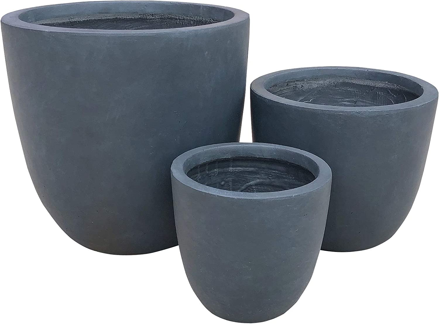 Kante AC0050ABC-60121 Large Concrete Round 3 Out Sizes Long Beach Mall of Max 48% OFF Set