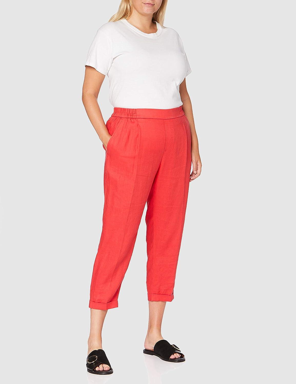 United Colors of Benetton (Z6ERJ) Pantalons Femme Poinsettia 30a