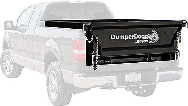 Buyers Products DumperDogg 5531000 Steel Pick-Up Dump Insert, 8 ft.