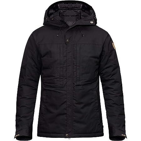 Fjallraven Men's Skogsö Padded Jacket M Sport, Black, XL