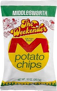 Middleswarth Kitchen Fresh Potato Chips The Weekender - 10 Oz. (4 Bags)