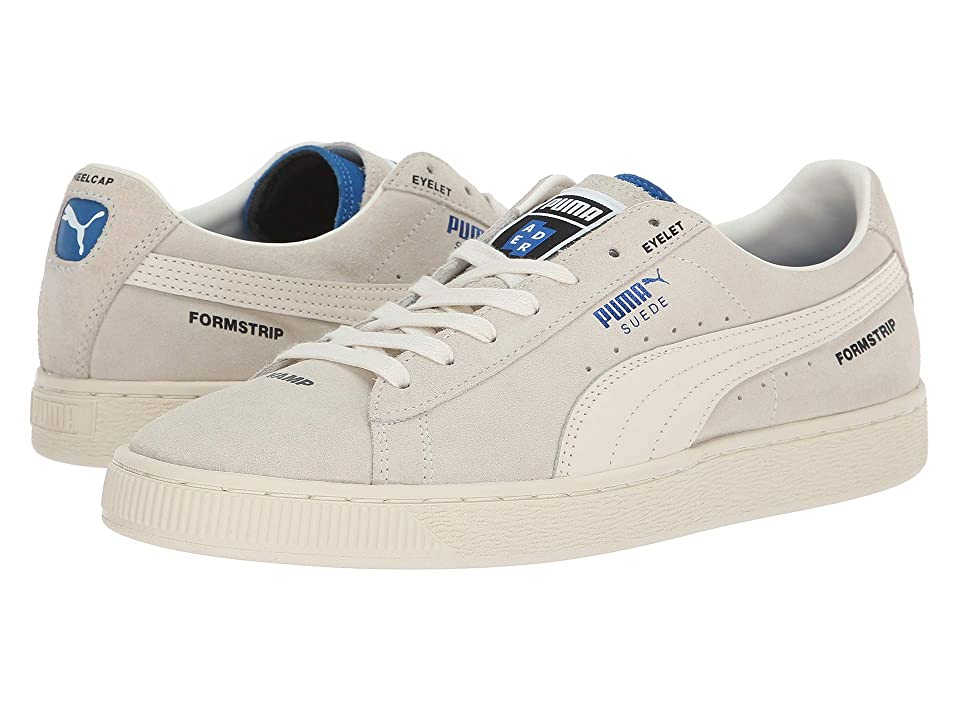 PUMA Puma x ADER Error Clyde Suede Sneaker (Whisper White) Lace up casual Shoes