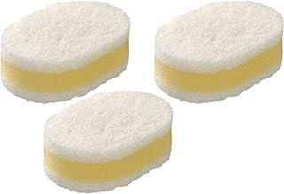 ラバーゼ la base 有元葉子 スポンジ 3個セット 白×白 日本製 燕三条 ELM-9682