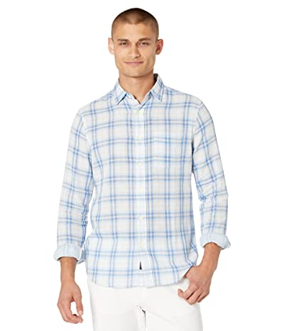 Faherty The Chill Doublecloth Shirt