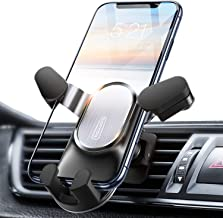 TORRAS [Easy Clamp] Car Phone Mount, Ultimate 2020 Air Vent Cell Phone Holder for Car Hands-free Compatible for iPhone 11 Pro Xs Max Xr X 8 7 Samsung Galaxy Note 10 S20 S10 S10e S9 Plus LG Smartphones