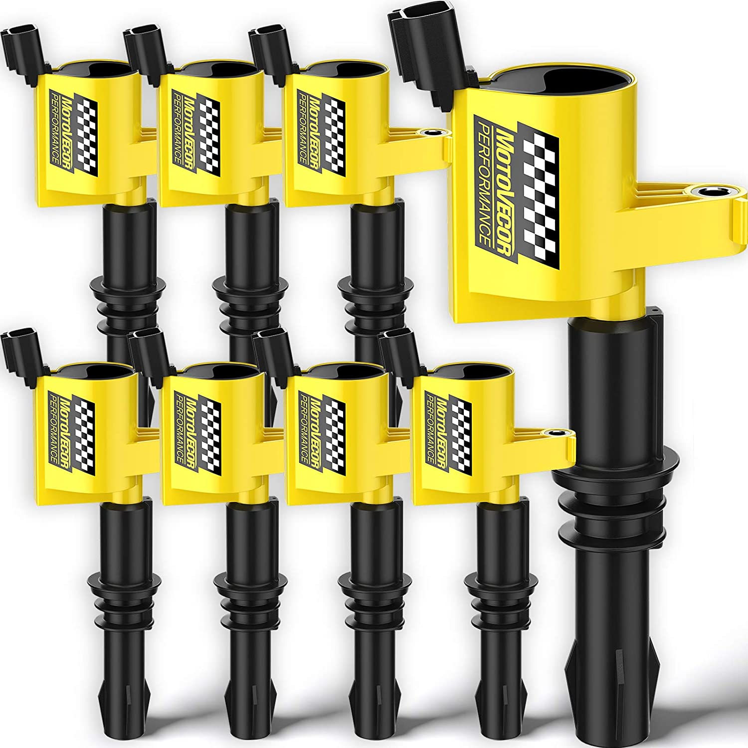Ignition Coil Pack of 8 DG511 67% OFF fixed Online limited product price Up Energy with Compatible 15% More