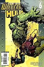 Ultimate Wolverine vs. Hulk #6 VF/NM ; Marvel comic book