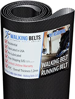WalkingBeltsLLC - ProForm ZT5 Treadmill Walking Belt PFTL605092 1ply Residential + Free 1oz Lube