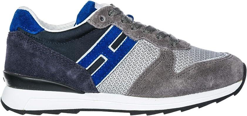 Amazon.com: HOGAN REBEL Baby Running - R261 Sneakers Grigio 11C US ...