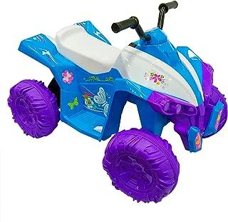 Kid Motorz Monster Quad in Blue (12V)