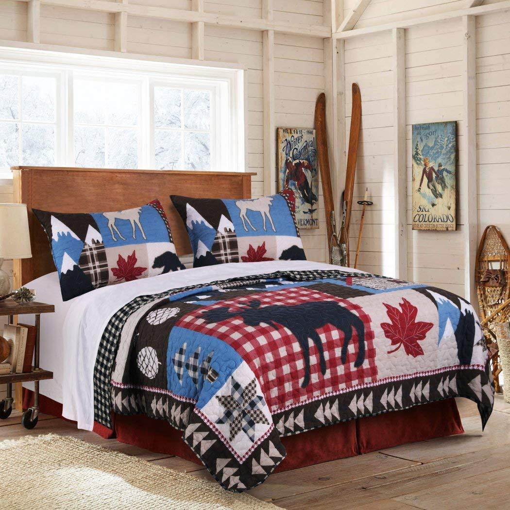 Reversible Log Cabin Quilt Pattern Free Quilt Patterns