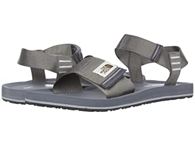 The North Face Skeena Sandal (Griffin Grey/Zinc Grey) Men