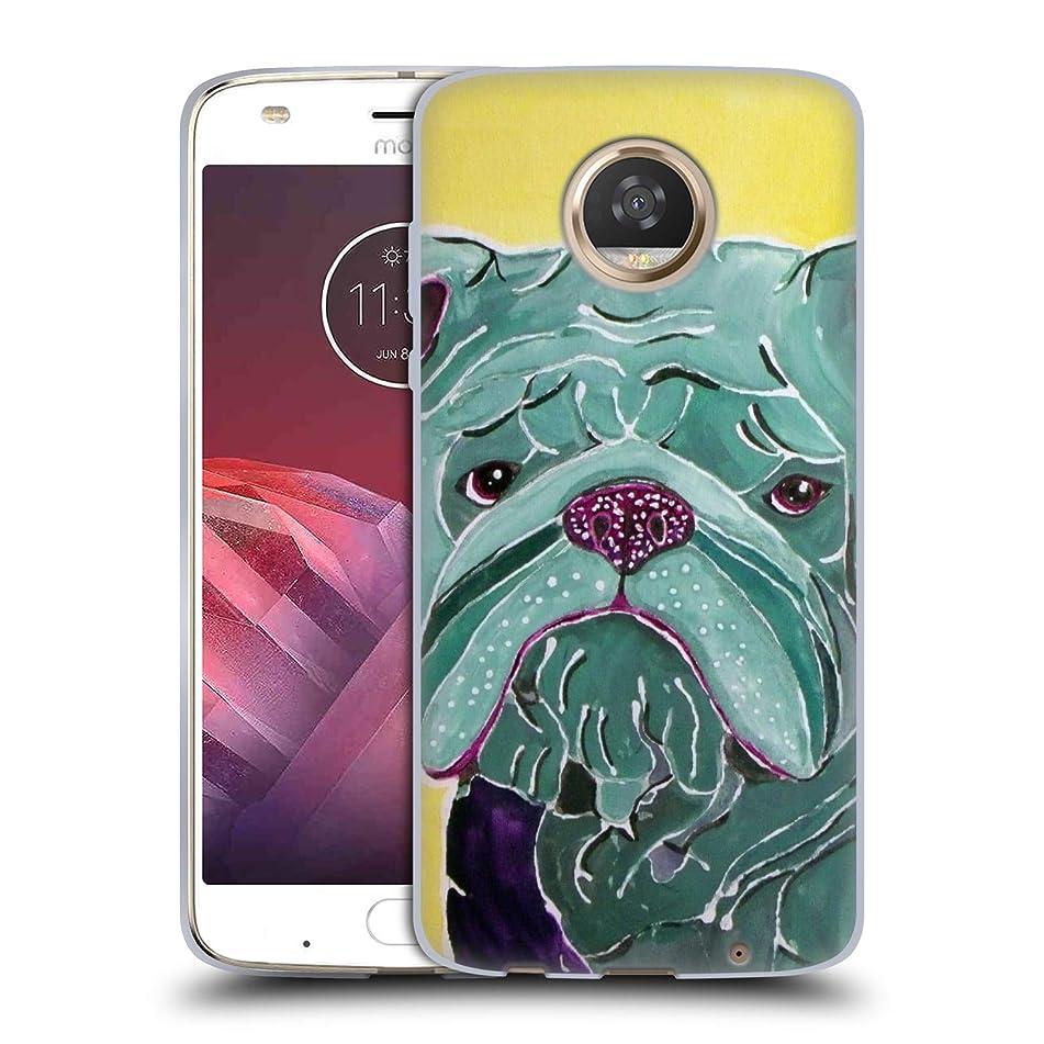 Official Lauren Moss Roscoe Dogs Soft Gel Case for Motorola Moto Z2 Play