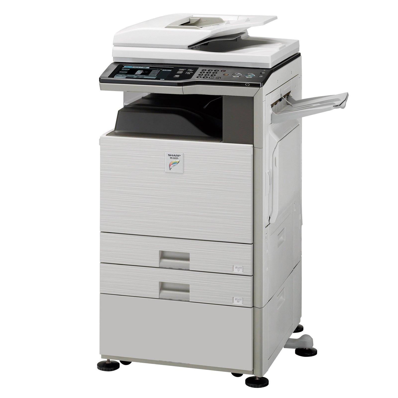Amazon.com: Sharp MX-42N Tabloid-Size Color Laser Multifunction