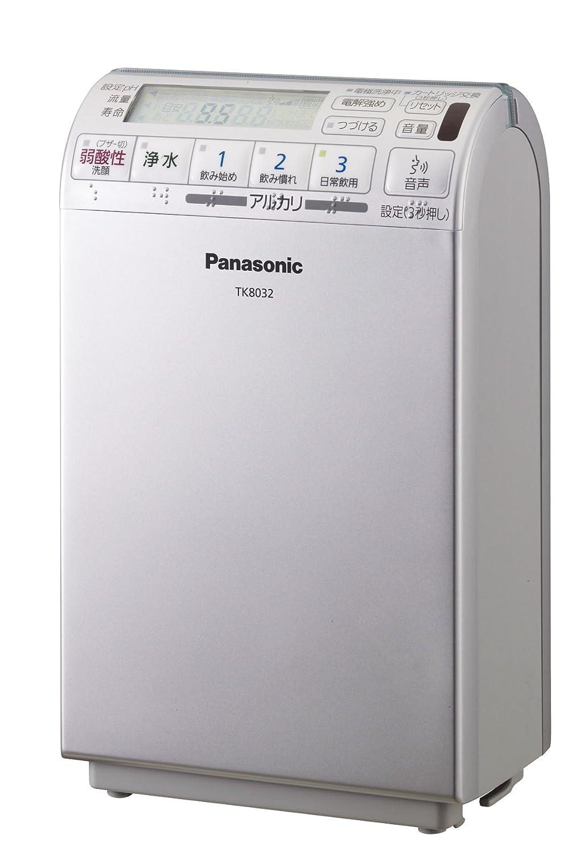 パナソニック 浄水器 TK8032P-S