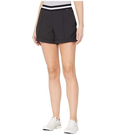 PUMA Golf Elastic Shorts (PUMA Black) Women