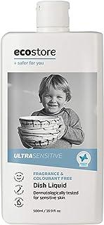 Ecostore Fragrance Free Ultra-Sensitive Dish Liquid, 500 milliliters