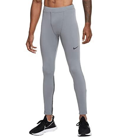 Nike Run Mobility Tights Thermal Repel (Smoke Grey/Dark Smoke Grey) Men