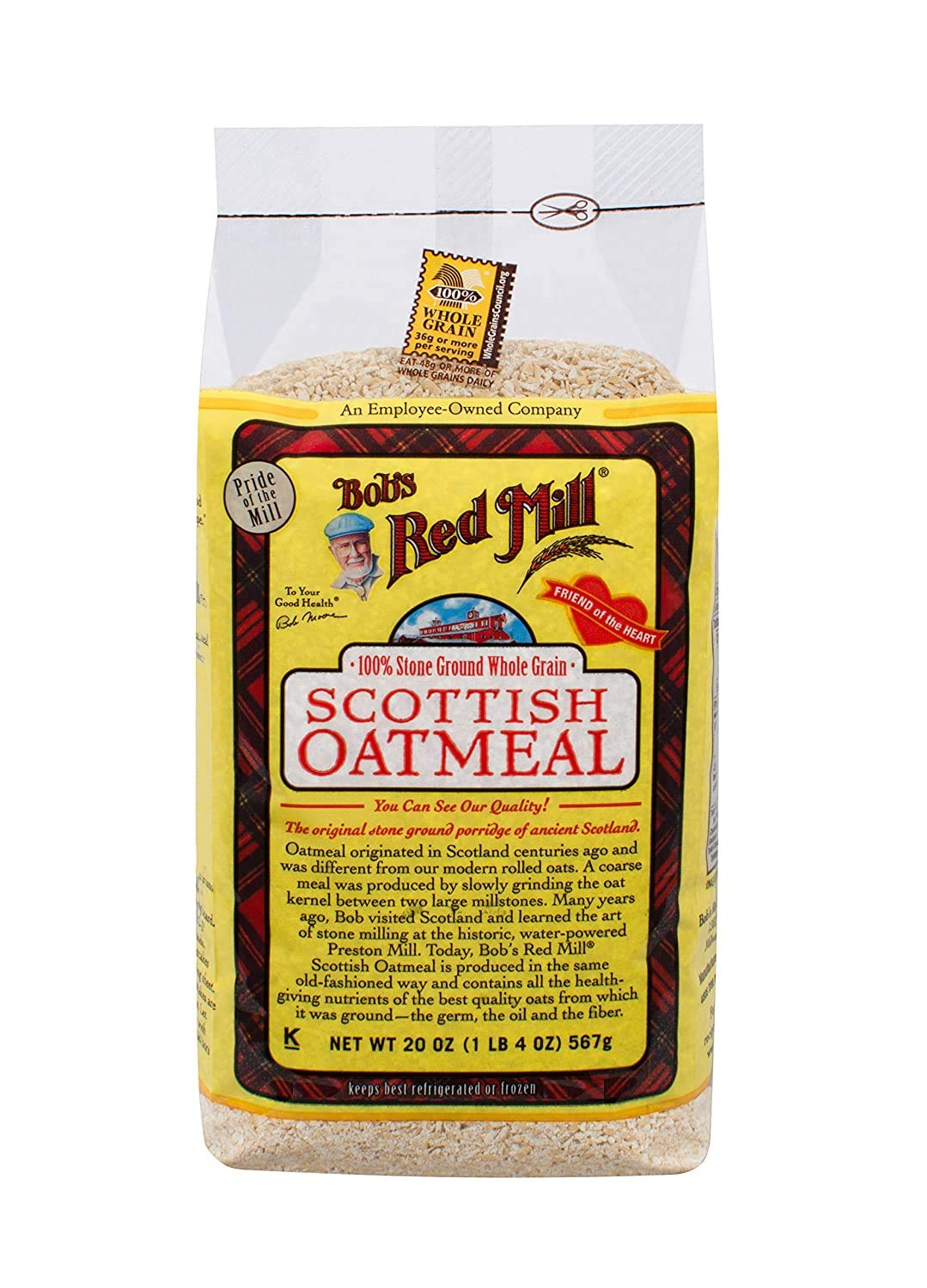 Bob's Red Tampa Mall Mill Scottish Oatmeal Ounce Pack 20 of Bombing new work 2