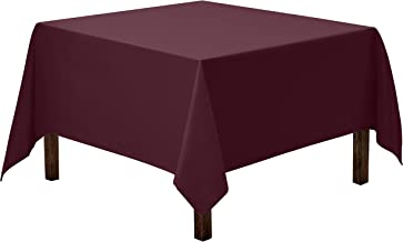 Best 80 inch square tablecloth Reviews
